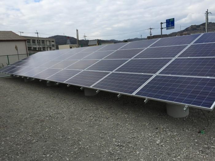 太陽光設置工事(加古川志方町)