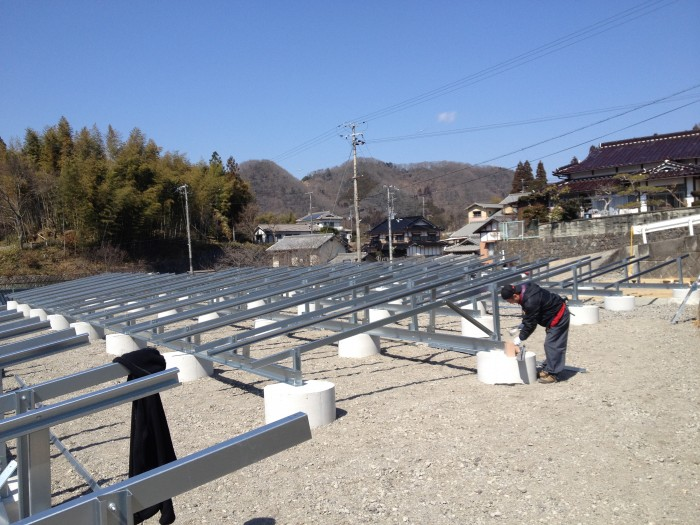 太陽光設置工事(佐用町)