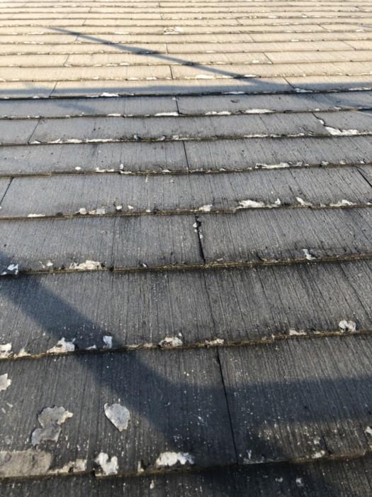 ハイツの屋根替え工事