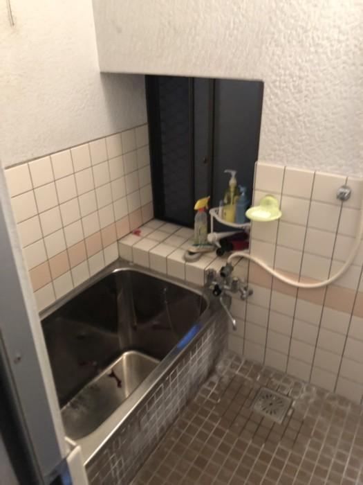 姫路市 浴室改装工事