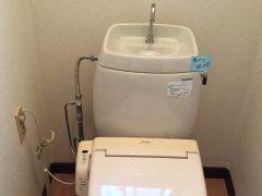 トイレ 便器取替工事